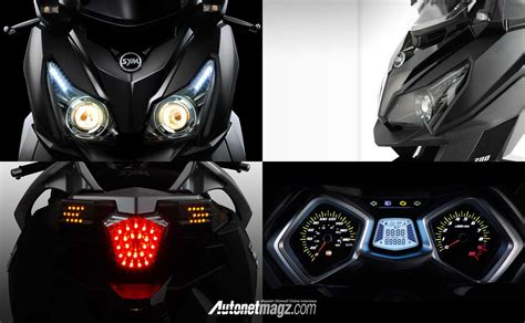 Gambar Motor Kymco Downtown 250i by Fitur Sym Cruisym 300i Autonetmagz Review Mobil Dan