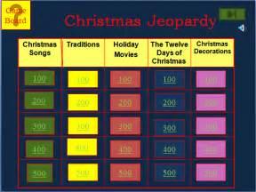 Free Jeopardy PowerPoint Template Downloads