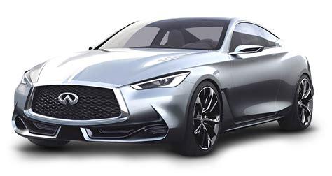 Silver Infiniti Q60 Luxury Car Png Image Pngpix