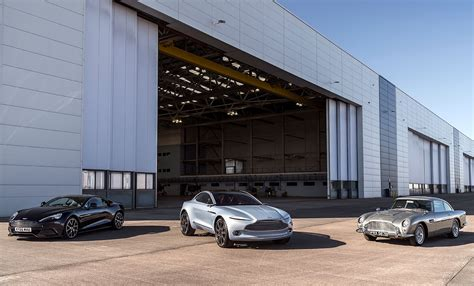 aston martin hires  employees  welsh factory