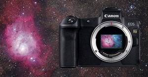 R Each For The Stars With The Eos Ra Canon S Natively