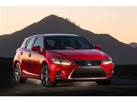 lexus hybrid 2015 2015 lexus ct hybrid interior u s news world report