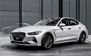 2019 Genesis G70 Getting Manual Transmission In The Us