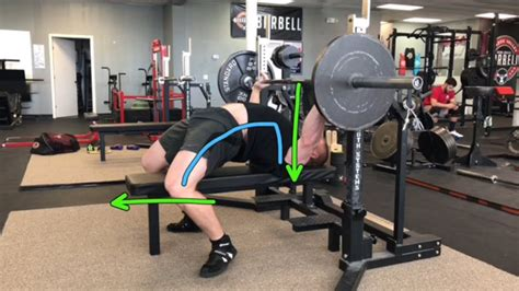 Bench Press Method by Bench Press Set Up And Technique