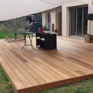 Lame De Bois Pour Terrasse : lame bois exotique bali terrasse en bois exotique deck linea ~ Melissatoandfro.com Idées de Décoration