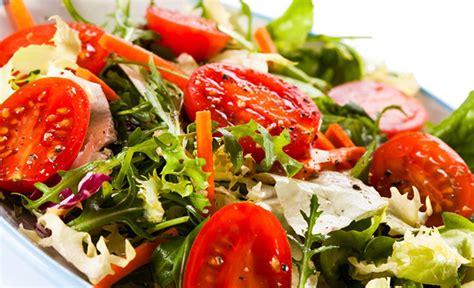 cuisine saine les salades composées