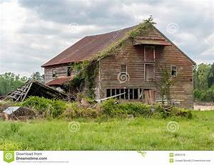 Old Broken-down Country House Royalty Free Stock Photos ...