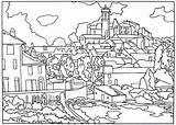 Cezanne sketch template
