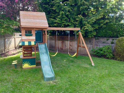 Big Backyard By Solowave by Big Backyard By Solowave Monterrey Playground Saanich