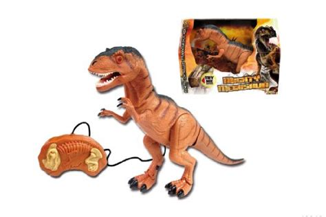 Remote Controlled Dinosaur Toys