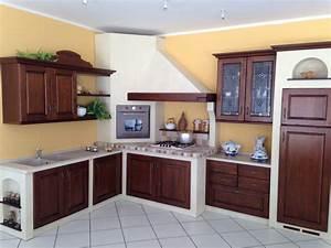 Cucina muratura angolo arrex gloria cucine a prezzi scontati for Angolo cucina in muratura