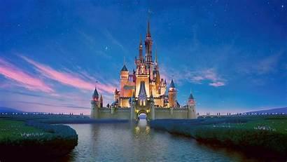 Disney Does Castle Illustration