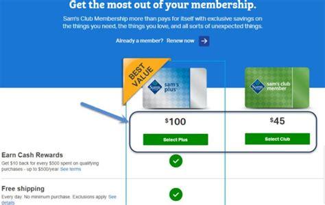 sams club login  membershipcredit card account