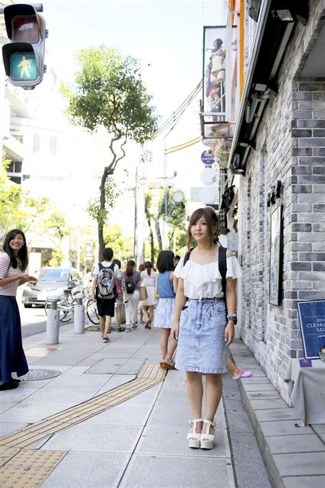 Girls snap in Osaka, Japan | BATTERA