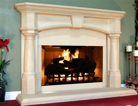 Fire Place : Wonderful Fireplace Mantel Design And Decoration