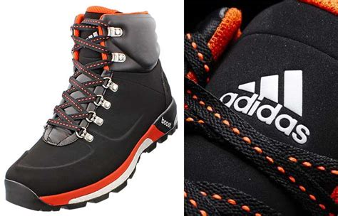 Adidas Boost Hiking Boots