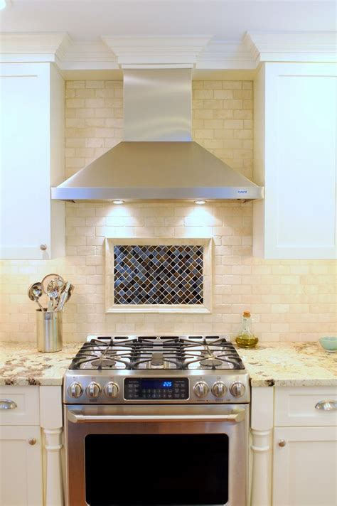 Creative Range Hood Idea for You Modern Kitchen Design