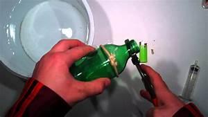 Comment Couper Du Verre : couper facilement en deux une bouteille en verre ~ Preciouscoupons.com Idées de Décoration