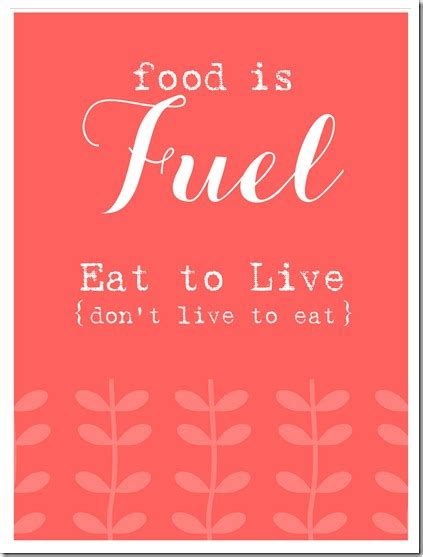 quotes healthy snack quotesgram