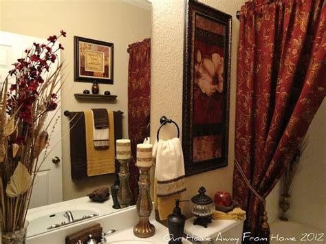 What Color Shower Curtain For A Small Bathroom by Best 25 Tuscan Curtains Ideas On Wall Drapes