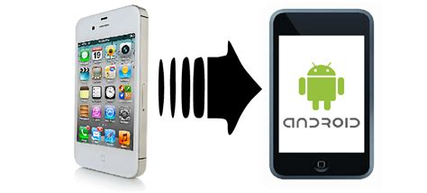changing from iphone to android how to transfer data from iphone to android in 3 steps