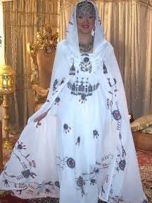 robe kabyle mariage all races traditional dress