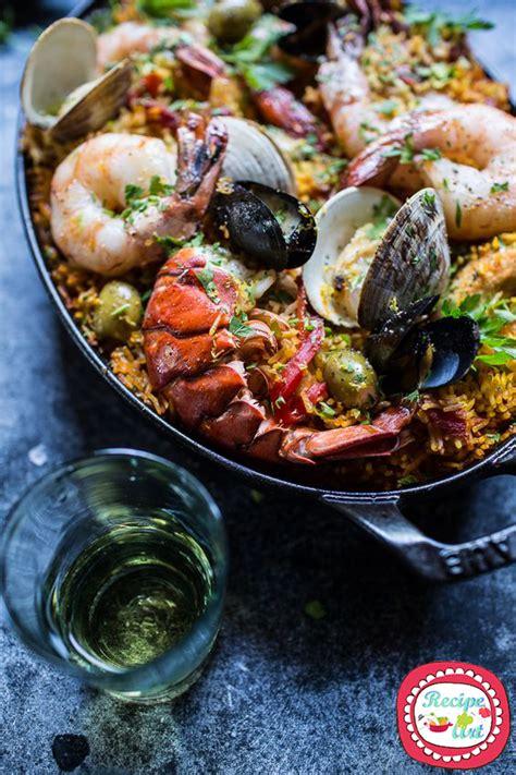 cucina spagnola paella paella valenciana spagna recipeart