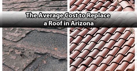 The Average Cost To Replace A Roof In Arizona  Right Way