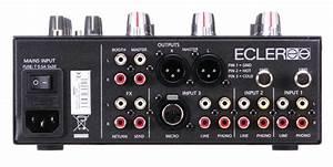 Ecler Nuo 3 0 Professional Dj Mixer