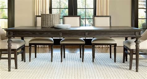Great Rooms Berkeley 3 Tribeca Dining Room Set (brownstone