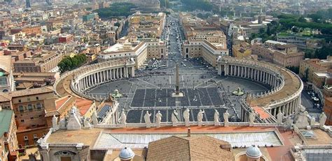 Vatican City – Italy Travel Guide
