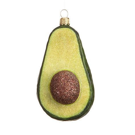 california avocado christmas ornament gump s