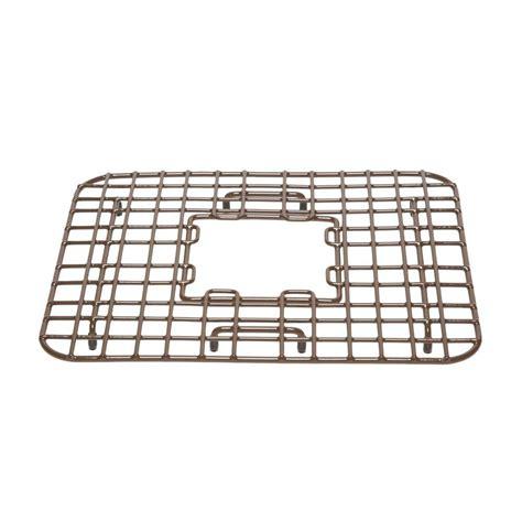kitchen sink bottom grid sinkology gehry copper kitchen sink bottom grid heavy duty
