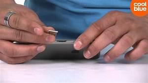 simkaart iphone 4 naar 6