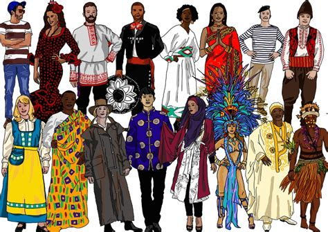 traditional clothing   world