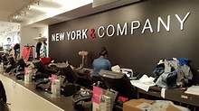 New York & Company's comparable store sales rise during ...