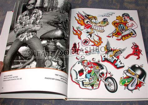 tattooflashbookscom fred pinckard itw iron