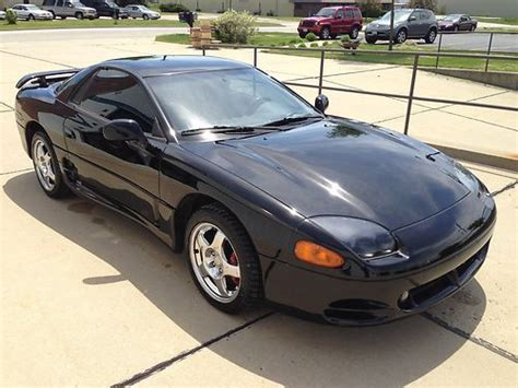 automotive air conditioning repair 1997 mitsubishi 3000gt on board diagnostic system purchase used mitsubishi 3000gt vr4 all wheel drive black on black new tires ac all power in