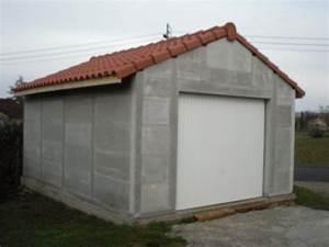 e2al garage et cloture a ezy sur eure With garage en plaque beton a monter