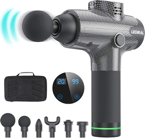 Best Portable Massage Guns in 2020 (Review & Guide