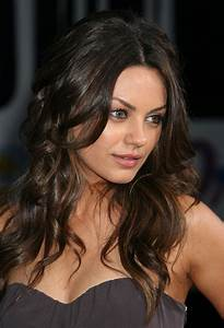 Mila Kunis Hairstyles Hairstyles Show Up