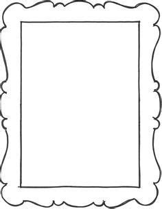picture frame template frame template pesquisa moldes white picture frames frame template and