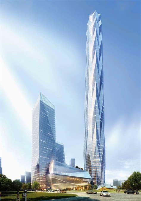 chengdu greenland tower  skyscraper center
