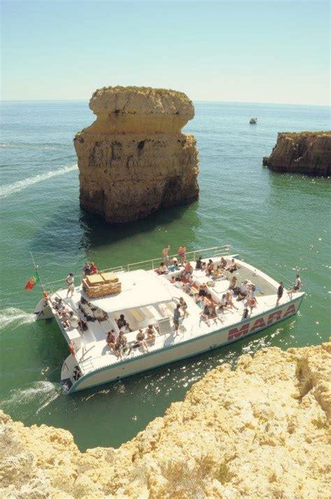Catamaran Boat Trip Lagos by Boat Trip To Benagil From Albufeira Seabookings