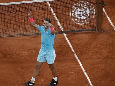 Rafael Nadal ties Roger Federer at 20 Slams by beating ...