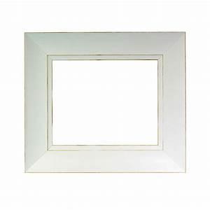 Cadre Noir Et Blanc : galva blanc cadre pour tableau cadres en stock ~ Teatrodelosmanantiales.com Idées de Décoration