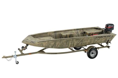 Tracker Duck Hunting Boat by Research Tracker Boats Grizzly 1648 T Blind Duck Hunting