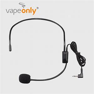 Vapeonly Mini Wired Head Microphone Condenser Mic For