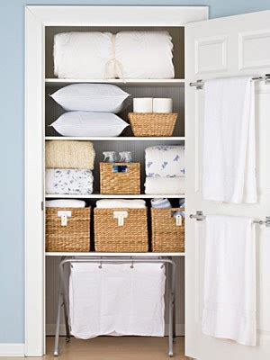 take back the linen closet in 7 simple steps live simply