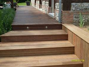 Bois De Terrasse : terrasse bois la houssaye b renger 76690 djsl bois ~ Preciouscoupons.com Idées de Décoration